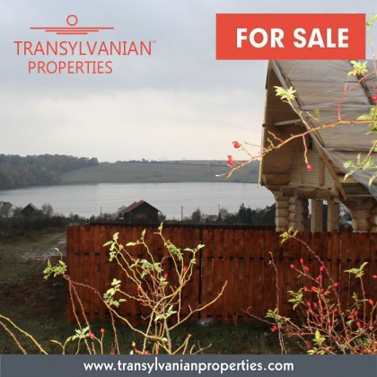 FOR SALE: Land (531 m²) near a lake in Besenyő (Padureni) - Transylvania | Price: 6200 Euro